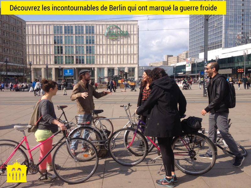 Berlin visite guidée en français