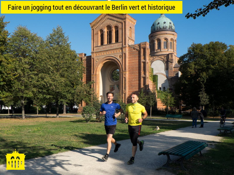 guide touristique berlin