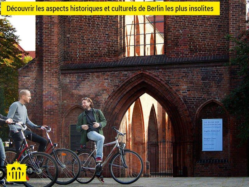 visite guidées berlin francais